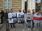 Концерт солидарности с белорусскими политзаключенными в Варшаве (Фото)