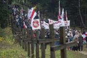 В Минске проходит акция «Дзяды» (Фото)