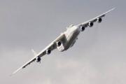 Самый большой в мире самолет приземлялся в Минске (Фото)