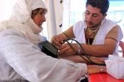 В Сирии похитили пять сотрудников «Врачей без границ»