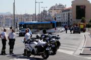 Психбольной с ножом набросился на прохожих в Марселе