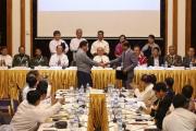 В Мьянме подписали предварительное соглашение о прекращении огня