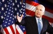 Джон Маккейн: Белорусы жаждут жить свободно и независимо