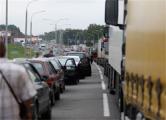 Очереди на границе c Литвой останутся до ноября