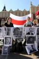 Бело-красно-белые флаги на шествии в Варшаве (Фото)