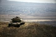 ВВС Израиля нанесли удар по сирийским войскам в ответ на обстрел Голан