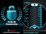 Toyota задействовала в мобильной игре зарядное устройство