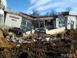 «Обычное дело»: Под Минском рухнуло здание офиса (Фото)
