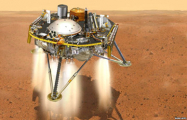 На Марс совершил посадку робот-исследователь inSight