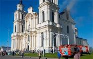 «Сделали все возможное и немного больше»: в МЧС рассказали, как тушили пожар в Будславе