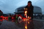 Александра Овечкина охрана не пустила на «Минск-Арену» (Фото)