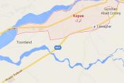 В Пакистане при взрыве газового баллона в микроавтобусе погибли 13 человек