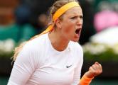 Азаренко вышла в четвертый круг чемпионата Франции