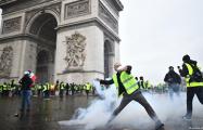 «Желтые жилеты» протестуют 18-ые выходные подряд