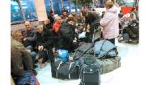 Вылет из Минска отменен из-за... неисправного туалета
