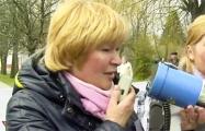 В Бобруйске задержана активистка Таисия Кабанчук
