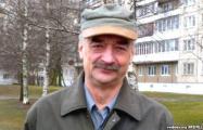Михаил Жемчужный получил книги от Светланы Алексиевич
