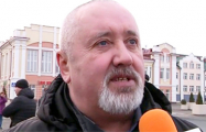 Житель Рогачева: Чиновникам нельзя верить
