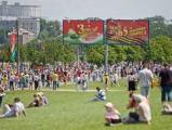 Минчане проигнорировали лукашенковское «шоу» и 3 июля разъехались из города