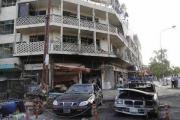 Смертник на вездеходе взорвал почти 40 человек в Ираке