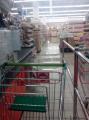 Ливень затопил гипермаркет в центре Гомеля