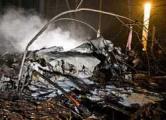 Прокуратура не разглашает все версии крушения российского самолета (Фото)