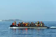 При кораблекрушении в Средиземном море без вести пропали около 60 мигрантов