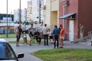 Жительница Минска: В нашем доме - нелегальное общежитие для гастарбайтеров
