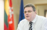Глава МИД Литвы: Скорее всего, ЕС снимет санкции с белорусских властей