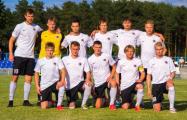 «Крумкачы» обыграли «Нафтан» и вошли в первую тройку чемпионата страны