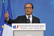 Олланд предложил создать правительство еврозоны