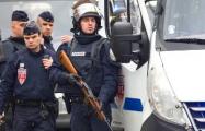 В пригороде Парижа найден пояс со взрывчаткой