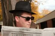 СБУ: Журналист-шпион с белорусским паспортом снимал точки ПВО на камеру в очках