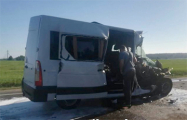 Попавшего под Каменцем в ДТП с детьми украинского водителя задержали