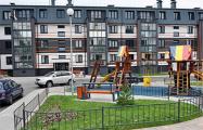 В Боровлянах построят еще один крупный жилой комплекс