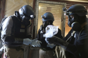 Российский центр примирения в Сирии заявил о постановочных съемках химатаки