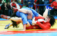 Белоруска завоевала «золото» на ЧЕ по самбо