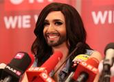 Кончита Вурст будет ведущей «Евровидения-2015»