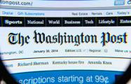 The Washington Post: Белорусские власти пытаются задушить инакомыслие