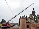 В Италии произошло повторное землетрясение