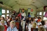 Милиция усилит контроль в железнодорожном транспорте