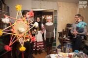 «Каляды» в Гродно отметили традиционным обрядом