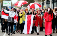 Белоруски исполнили «Единый народ никогда не будет побежден!» на родном языке