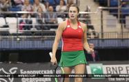 Арина Соболенко вышла в финал теннисного турнира в Китае
