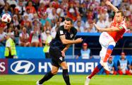 ЧМ-2018: Сборная Хорватии вышла в полуфинал