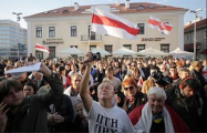Виктор Марчик: На Акции предупреждения выразим на весь мир протест против учений «Запад-2017»