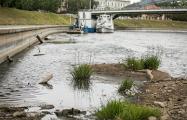 Беларусь заявила, что не сможет повысить уровень воды в Вилии на территории Литвы