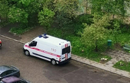 Фотофакт: «Скорые» на улицах Минска