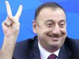 Лукашенко дал Алиеву орден