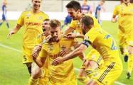 Лига чемпионов: БАТЭ победил «Русенборг» - 2:1